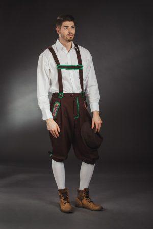 Férfi bajor táncruha - Szalagavató Központ