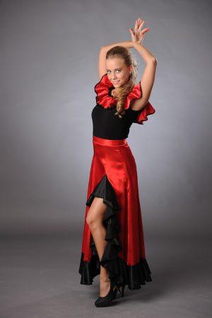 Spanyol táncruha - Szalagavató Központ