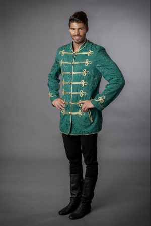 Zöld palotás ruha férfi - Szalagavató Központ